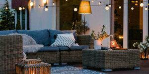 Décoration: laissez-vous inspirer par ces luminaires de jardin