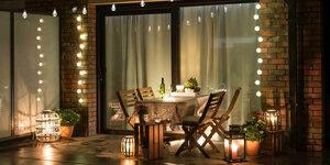 Guide d'achat: la meilleure lampe d'extérieur pour votre terrasse