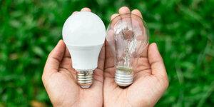 Een spaarlamp of led-lamp? Duurzaam verlichten doe je zó