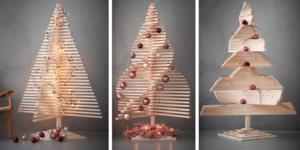 Maak je eigen 3D kerstboom (170cm)!