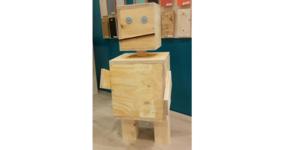 Robot XXL maken