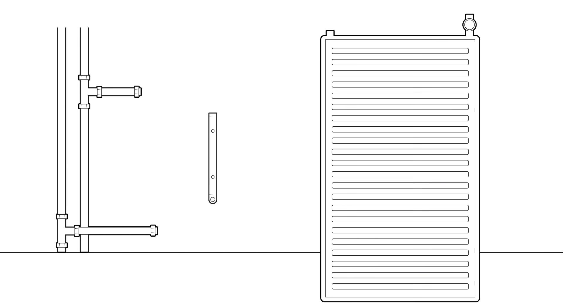 Comment Cacher Un Vieux Radiateur enlever ou remplacer un radiateur   Étape par étape   brico.be
