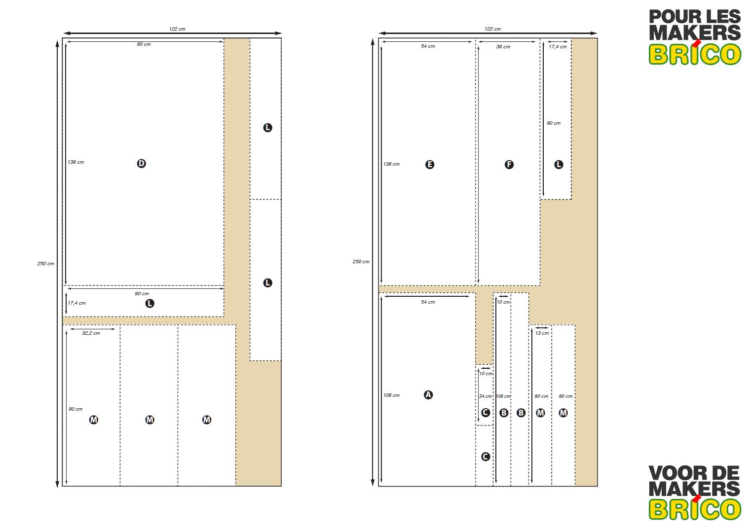 Plan Pour Construire Un Auvent En Bois conseils pour construire un établi en bois - pour les makers