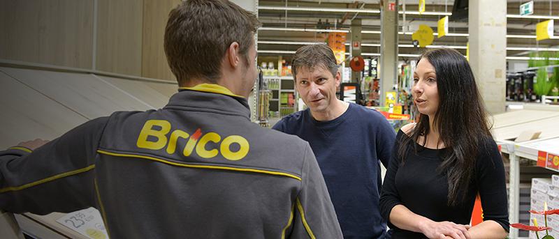 Werken bij Brico