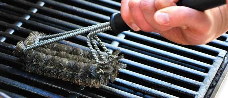 Barbecook onderhoud