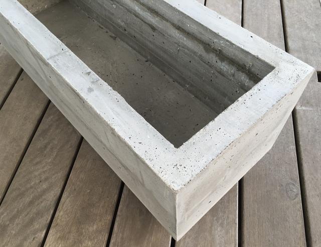 Verwonderend Plantenbak van beton maken - Brico | Voor de makers IW-52