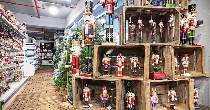 Kerstmarkten in de winkels
