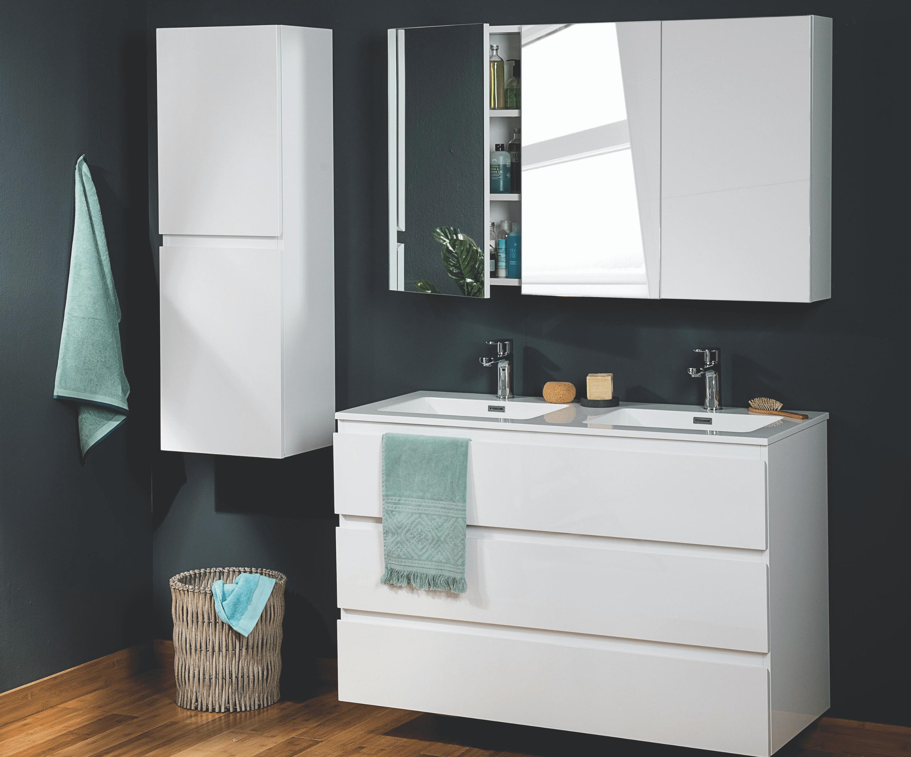 meubles de salle de bains Napoli
