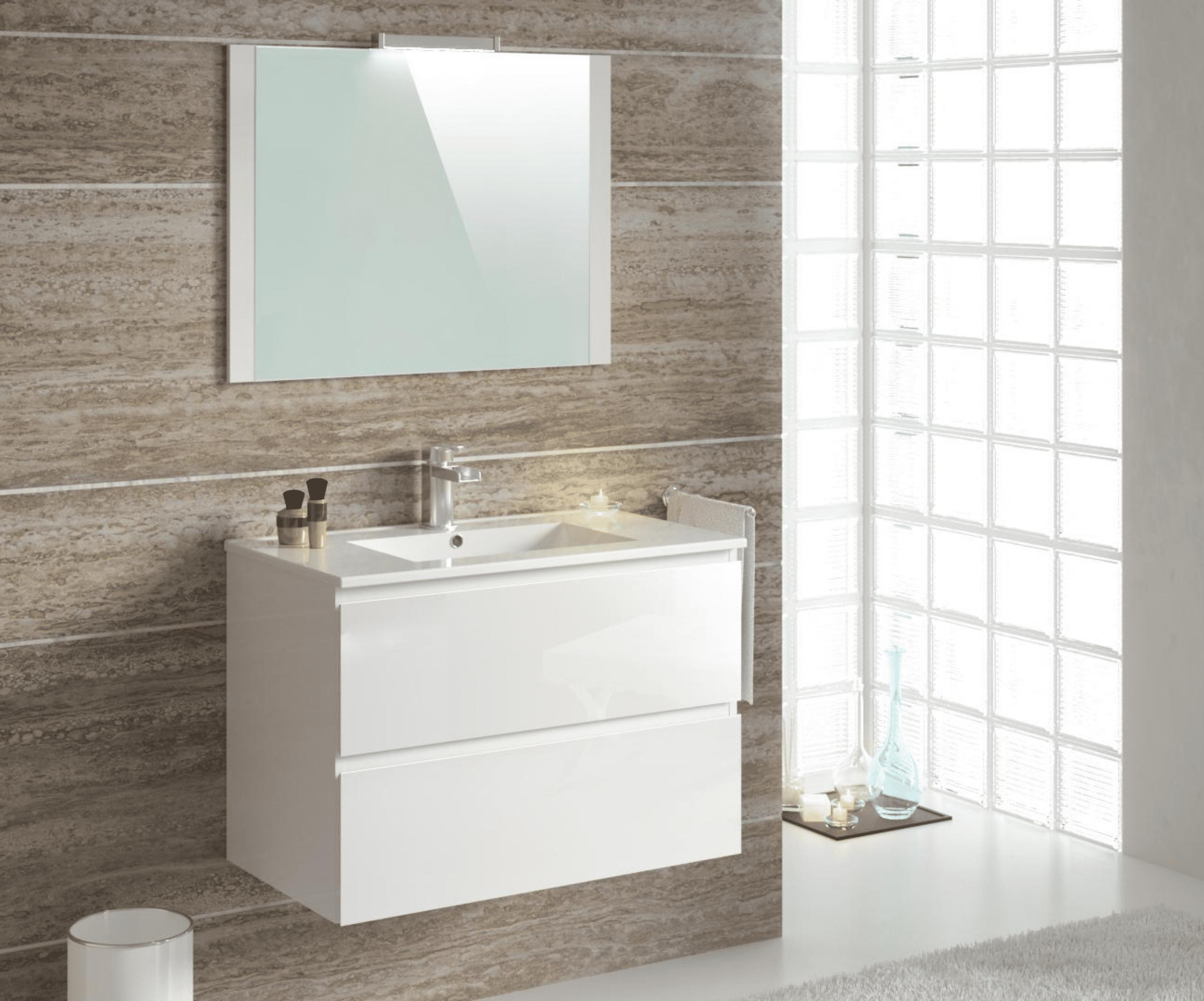 Meubles de salle de bains Milenio