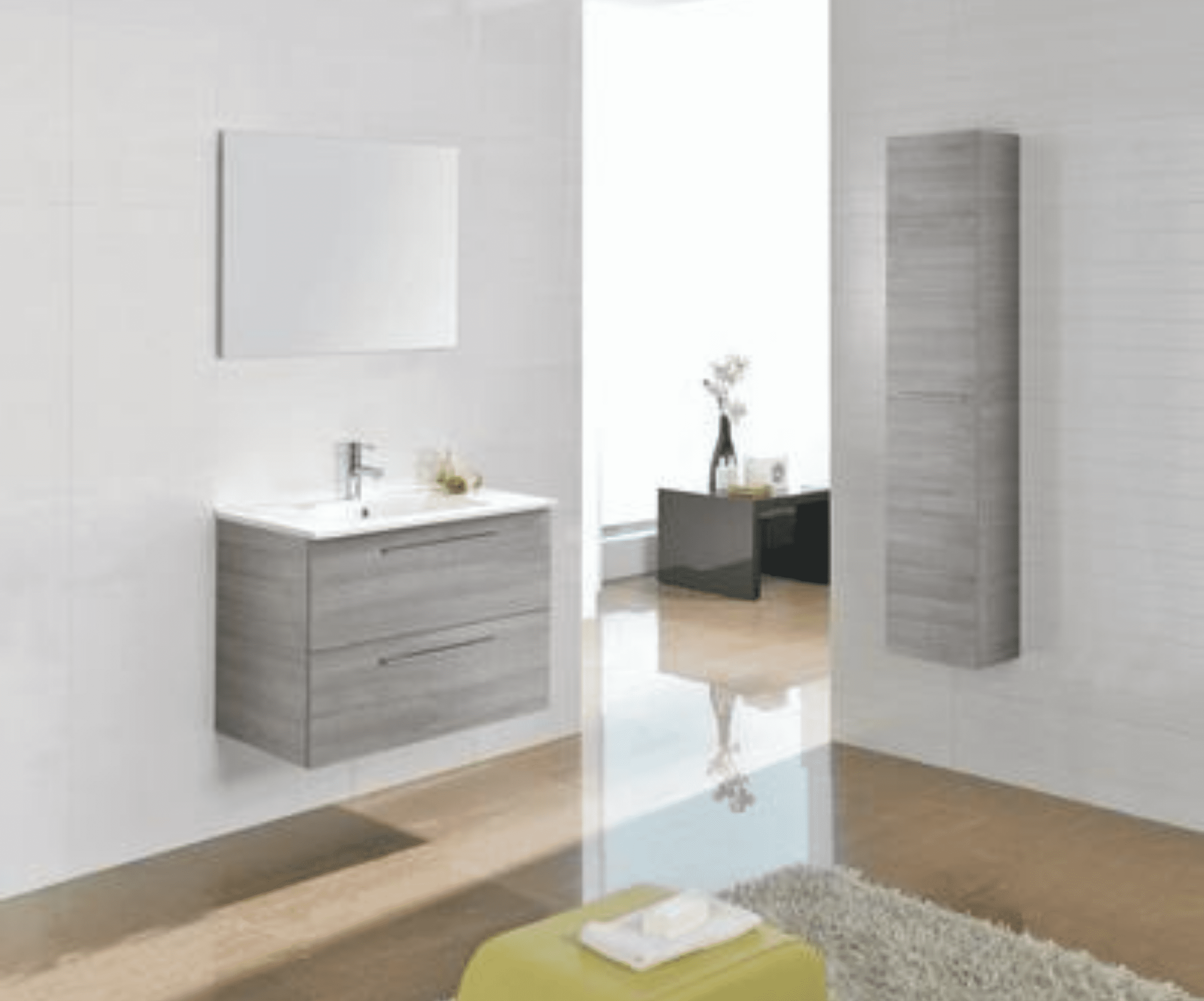 Meubles de salle de bains Level