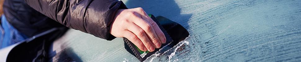 Tout pour protéger votre voiture contre le froid!