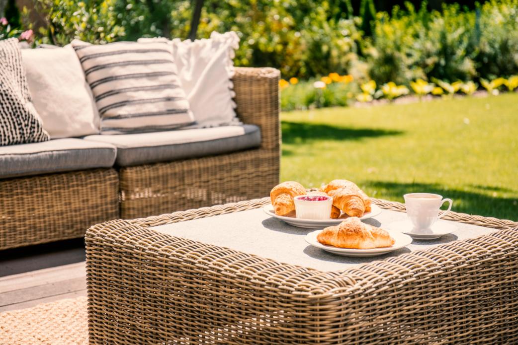 Choisir le bon matériau pour ses meubles de jardin