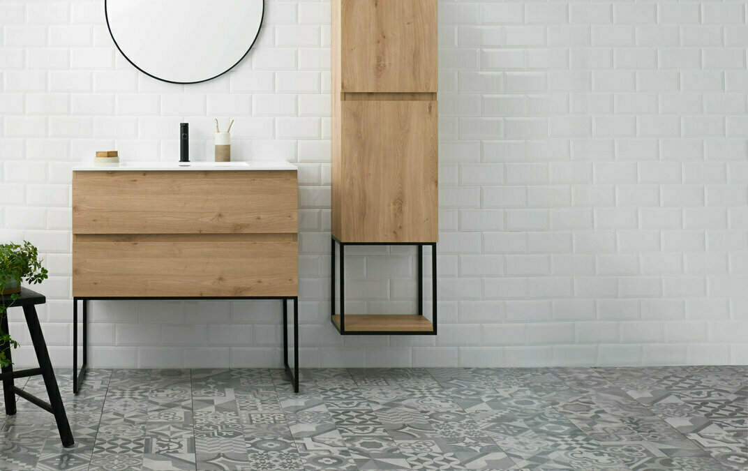 Aquazuro meuble de salle de bain Napoli