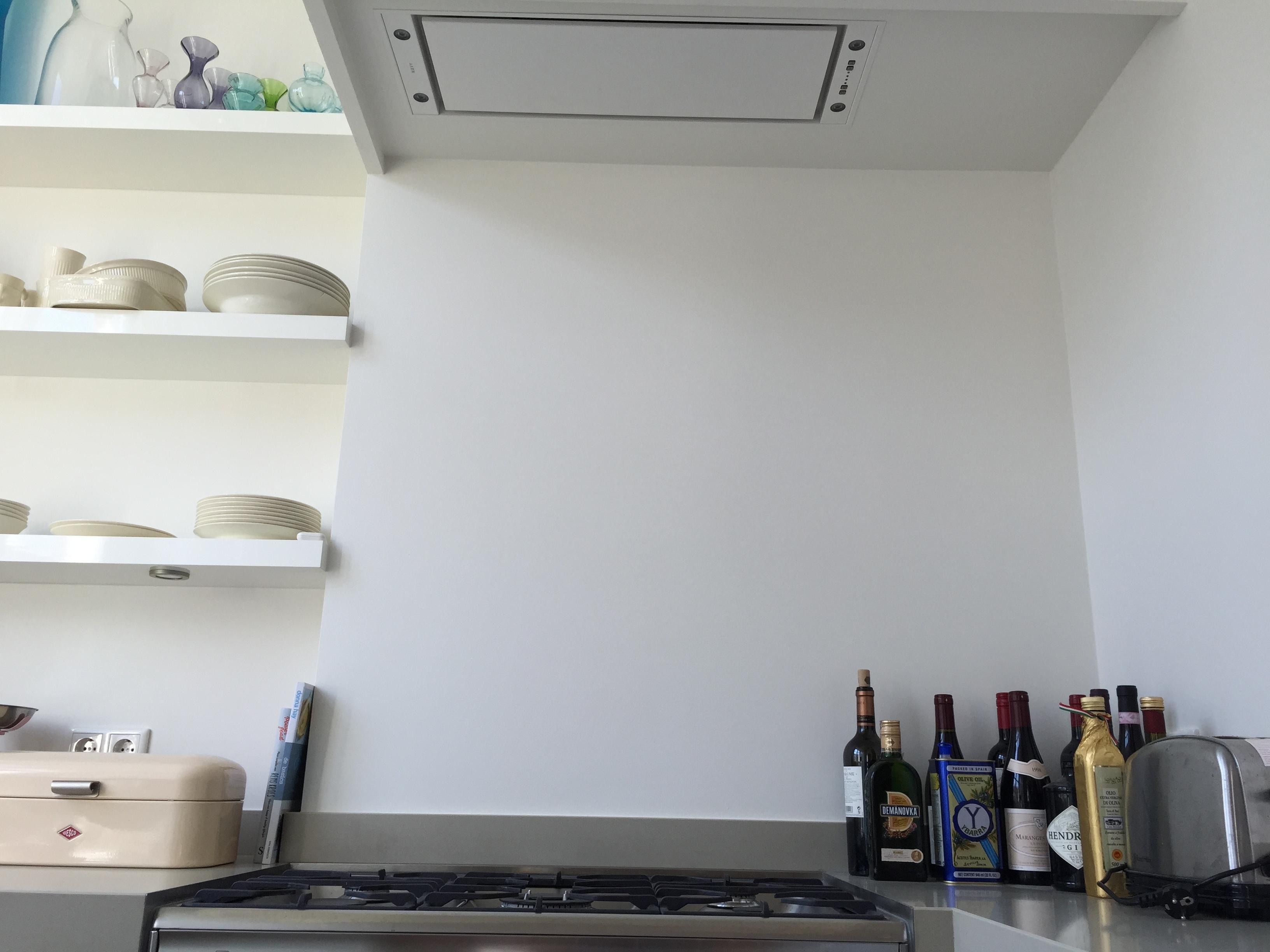Carrelage Mural Pour Cheminée chapeau de cheminée | Étape par étape | brico.be