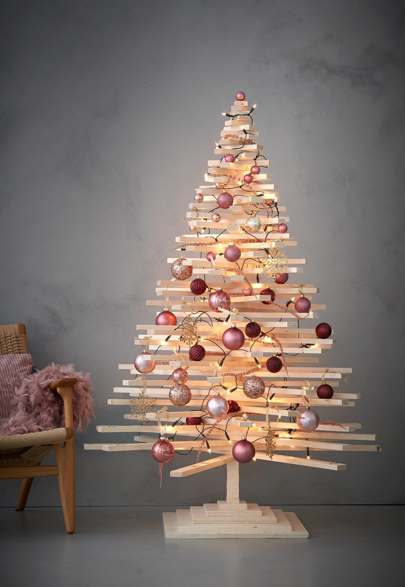 Maak Je Eigen 3d Kerstboom 170cm Brico Voor De Makers